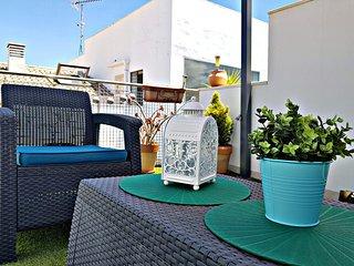 Ático Duplex en el centro de Málaga