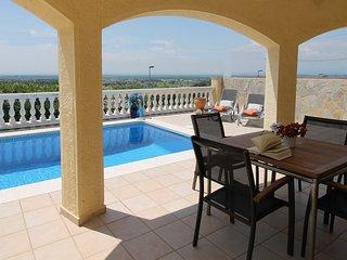 Casa Sophie- con piscina privada, en zona residencial, fabulosas vistas