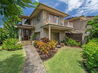 Hualalai Ke Alaula 210A - Luxury 3 bdrm w/Panoramic Ocean Views, 2 golf carts