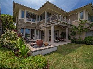 Hualalai Palm Villa 140C - Comfortable~Spacious~Indoor/Outdoor Lifestyle~