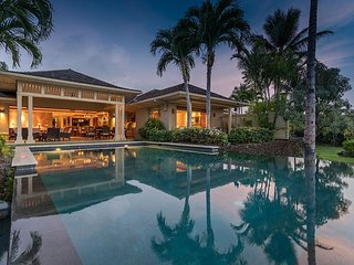 Hualalai Hainoa Estate | private residence | pool | panoramic ocean views