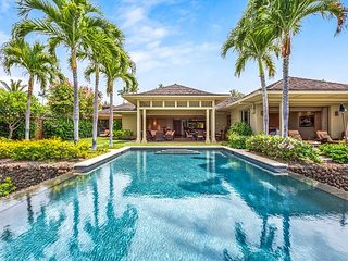 Hualalai Hainoa Estate -  Panoramic Ocean & Sunset Views, Private Pool & Spa