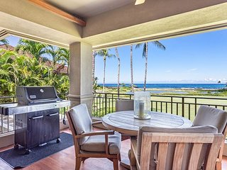 Hualalai Golf Villa 4202 - steps to Resort~Ocean Front~room service available