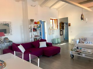 Porto Santo Stefano, Harbour Apartment, Sea Views, and Soft Breezes