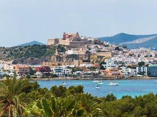 Moderna villa en Ibiza