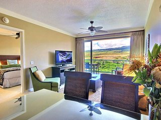 Amazing One Bedroom with Mountain Views. - Rainbow Peak at 728 Hokulani