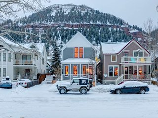 Amazing Home in Telluride's Historic District - The Historic Thompson House