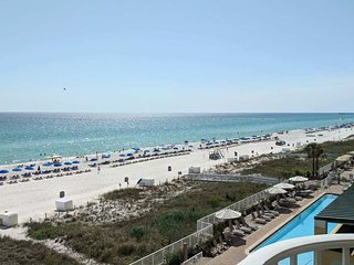 Panama City Beach Studio w/Pool&Spa-Steps to Beach