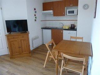 Bel appartement au pied des piste de la station BONASCRE