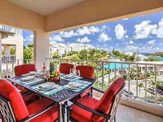 Luxury St. Thomas Condo: Ocean View + Beach Access