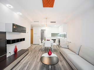 ❤ APARTAMENTO DE LUJO CON PISCINA, PARKING GRATIS Y GYM
