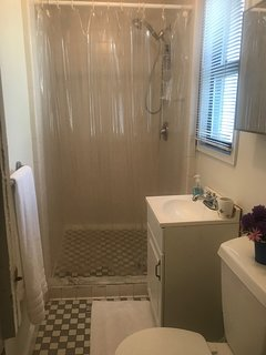full bathroom # 1 with shower