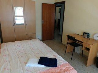 Apartamento muy completo a 1km del centro