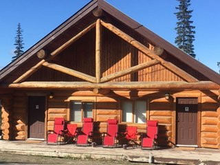 #23 Lac Le Jeune Wilderness Resort Cabin