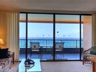 Maui Kai #604, 1-Bdroom Oceanfront
