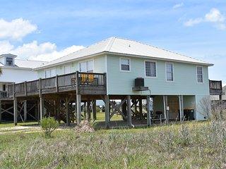 Ft Morgan Beach Home - Reel-em-Inn - 4 BR/3BA