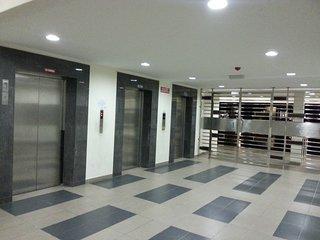 3 Lifts Lobby