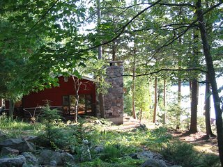 'Beausejour' cottage rental on the Rideau Lakes - Vacation Rental Listing Detail