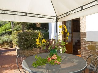 Agriturismo Il Sapito Verdi apartment in Montaione with WiFi, private parking, p