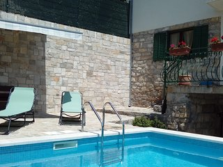 Villa with a private pool near Split