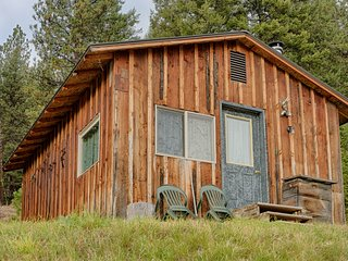 For Sportsman, this cabin at Eden Valley Guest Ranch