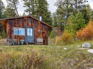 Homey Homestead Cabin at Eden Valley Guest Ranch
