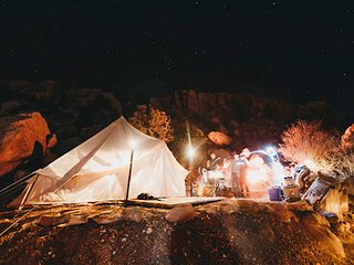 Zion Glamping Adventure - Tent 2