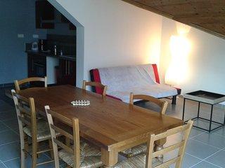 Appartement cosy dans la Vallee d'Ossau