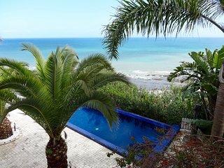 Tanger - Magnifique villa 4 chambres, avec vue mer, piscine et hammam