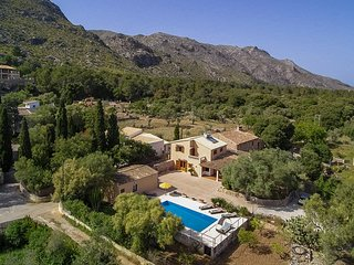 Villa with private pool in Pollensa (La Font Canaves)
