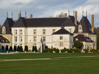 Chateau de Vitry-la ville