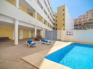Apartamento Pueblo Mar en Calp,Alicante,para  huespedes