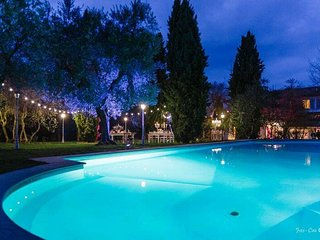 Villa near Florence in chianti hills with private pool