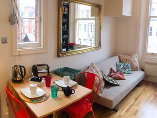 Wonderful Studio in Harrington Gardens