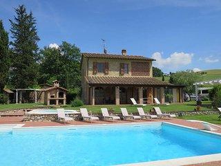 4 bedroom Villa in Fattoria Spedaletto, Tuscany, Italy - 5446611