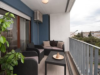 Comfortable duplex apartment