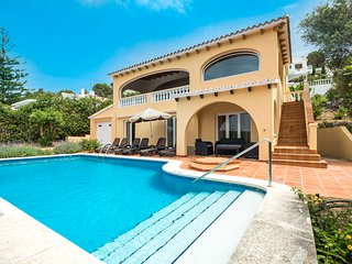 Beautifull villa with private pool in Son Bou