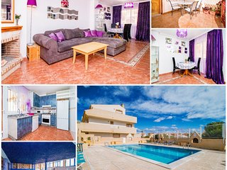 Townhouse RUSLAN in Playa Flamenca