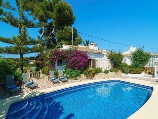 3 bedroom Villa in Xàbia, Valencia, Spain : ref 5633711