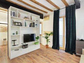 UD - Sant Antoni Apartment (1BR) - MID TERM RENTALS