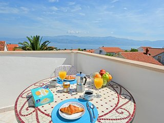 Best sea view - Adriatic Blue 2bedrooms apartment Supetar