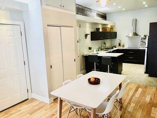 Bel appartement moderne tout équipé 2 ch bien situé