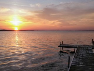 NEW! Houghton Lake Waterfront Condo w/ Boat Dock!