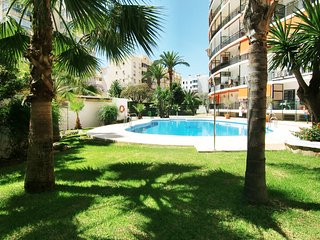 SUN ALL DAY WINTER18/19 OFFER MONTH-WIFI-SAT-NETFLIX-HEATING-DOWNTOWN-150M BEACH