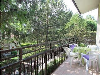 Beautiful 2 bedrooms apartament with parking