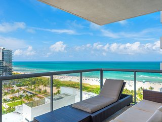 Setai Private Residence 2/2 Beachfront Unit 1901
