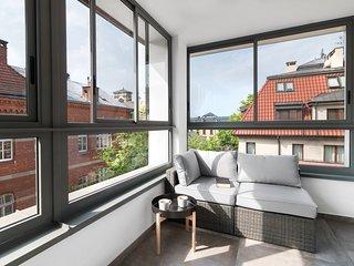 KrakowLiving - Trynitarska Apartment
