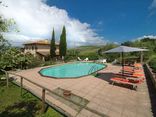 8 bedroom Villa in Volterra, Tuscany, Italy : ref 5028970