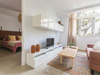 Apartamento 4 mas WIFFI Canteras