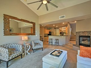 NEW! 'Su Casa de Sedona' Mountain-View Townhouse!